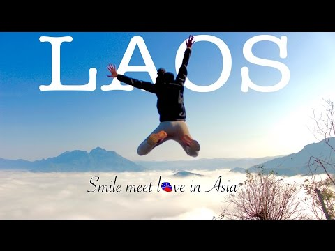 Laos 2017 - Travel - GoPro Hero 5 black HD