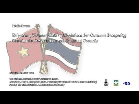 Public Forum 'Enhancing Vietnam-Thailand Relations' 3/3