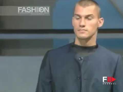 """Romeo Gigli"" Spring Summer 1999 3 of 3 pret a porter men by FashionChannel"