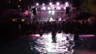 NOFX pool party Hard Rock Vegas July 2012 Thumbnail