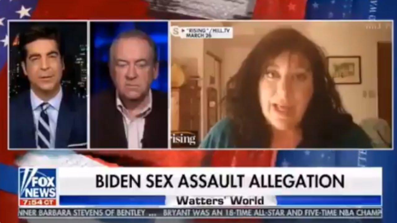 BREAKING: First Mainstream TV News Outlet COVERS Tara Reade Sexual Assault Allegation Of Joe Biden!