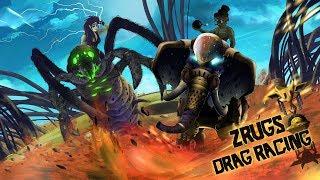 ZrugS: Zombies Drag Racing трейлер игры