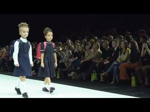 Alisia Fiori и Viki Show. Backstage Moscow Fashion Week Okt 2018