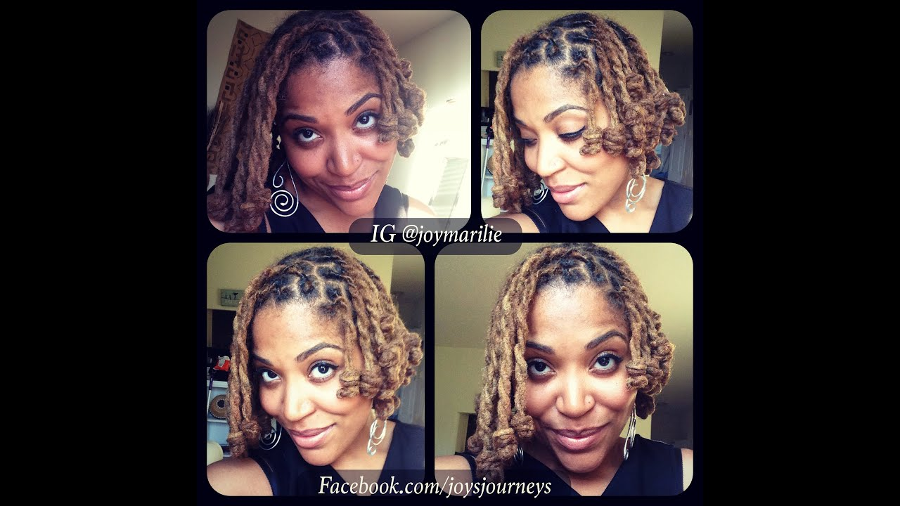 Twisted Loc Knot Bob (Part 1)