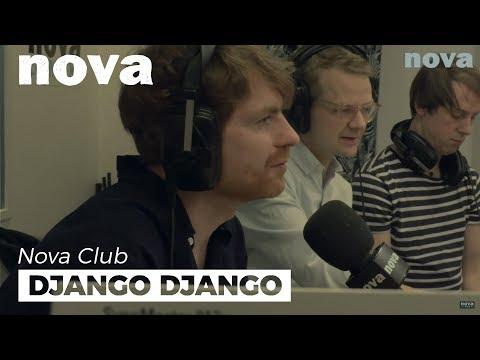 "Django Django : ""Marble Skies"", ce titre est né au Lollapalooza""  - Nova"