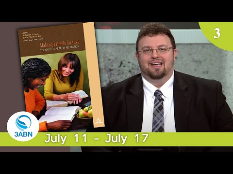 Seeing People Through Jesus' Eyes | Sabbath School Panel by 3ABN - Lesson 3 Q3 2020