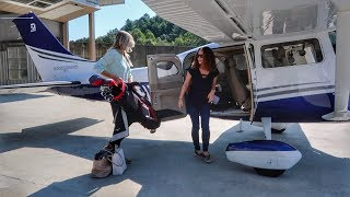 flying-a-brand-new-cessna-206-heaven-s-landing-to-falcon-field
