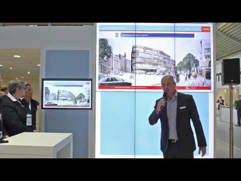 LIST Retail Development I Büro- und Geschäftshaus Hannover Vahrenwald I Expo Real 2016