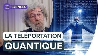 La mystérieuse téléportation quantique | Interview de Claude Aslangul | Futura