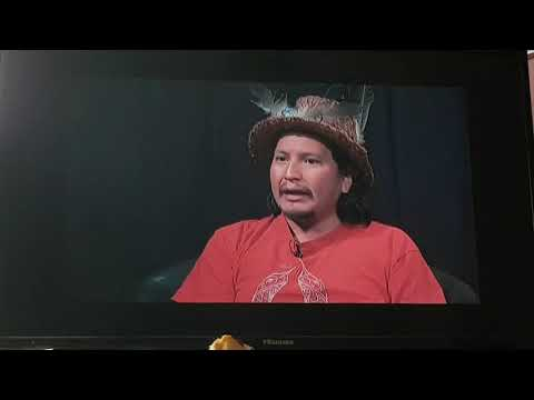John Bradley Williams and Earl Claxton Jr on Shaw tv indigenous voices