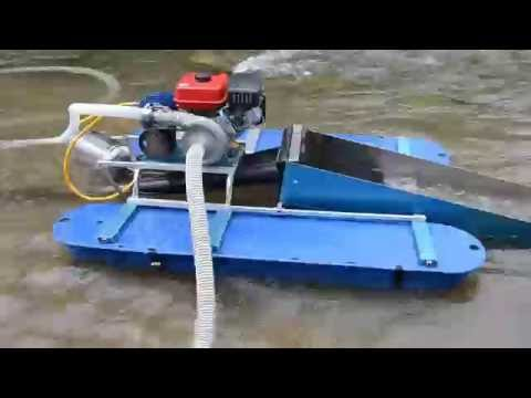"China Dongwei 3""Gold Dredge"