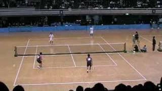 第46回東京インドア 全日本ソフトテニス大会 男子Bブロック2 佐々木洋介 検索動画 20
