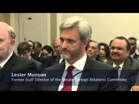 April 20, 2016 Hearing on US-Morocco Relations