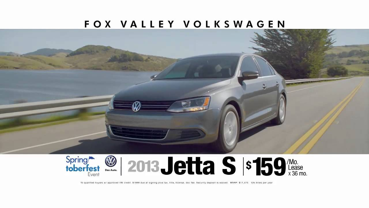 fox valley vw west chicago - youtube