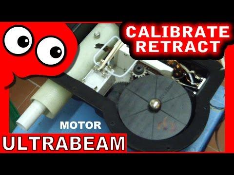 Ultrabeam Antenna ( Calibrate & Retract ) MOTOR INTERNAL VIEW