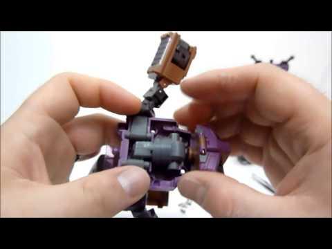 Warbotron AIR BURST Torso Replacement tutorial