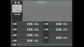 岐阜競輪場 FⅠ 斎藤道三杯争奪戦 スタート直前に、3番車の五十嵐力が病...