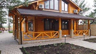 Красивые дачные домики.(, 2015-08-31T17:44:49.000Z)