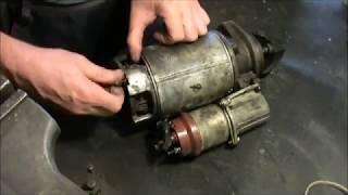 Стартер  ГАЗ-53(ЗМЗ 53) ремонт