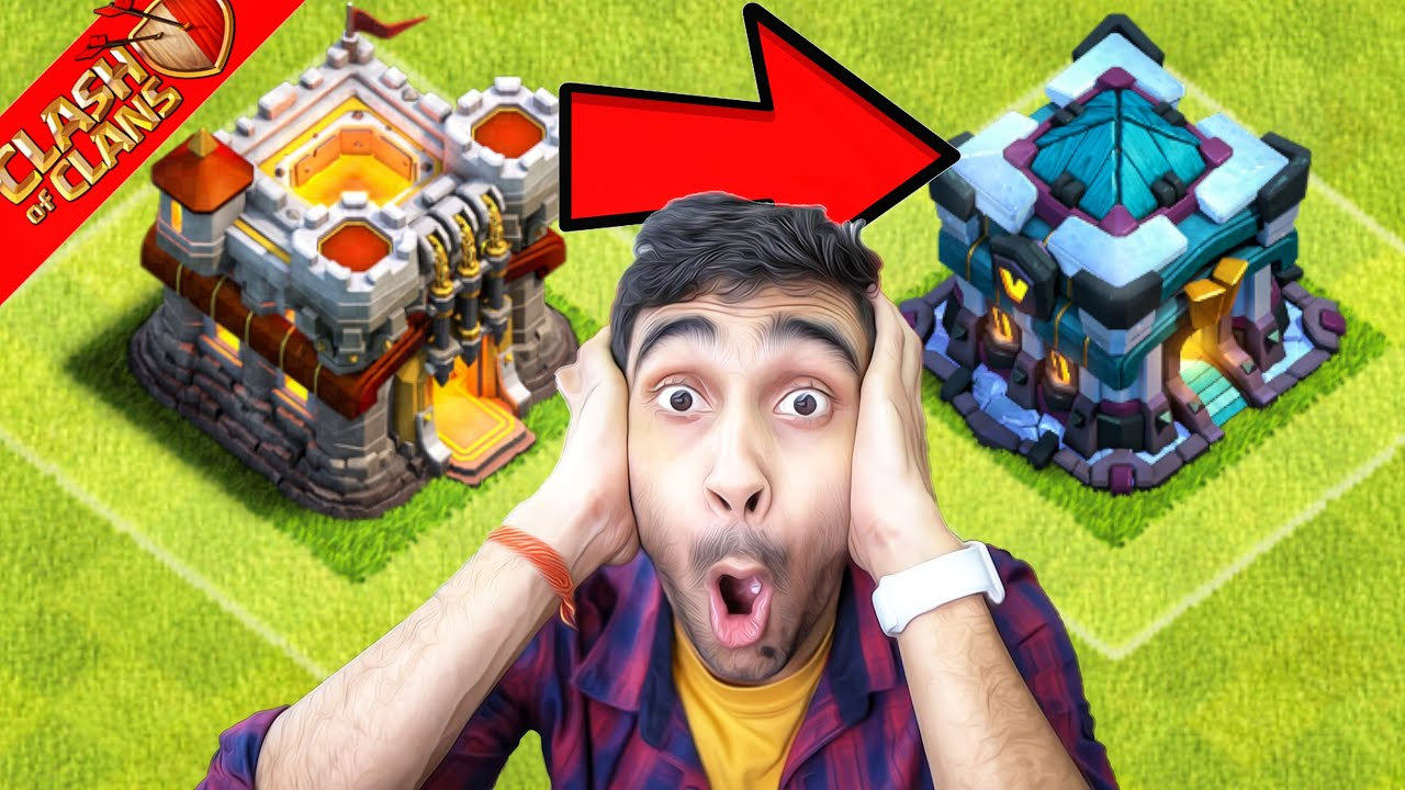 Will Rush To Th13 ! Clash of Clans…..Coc..