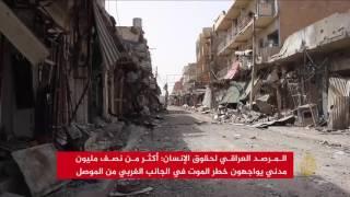 عشرات القتلى بمعارك باب الطوب غربي الموصل