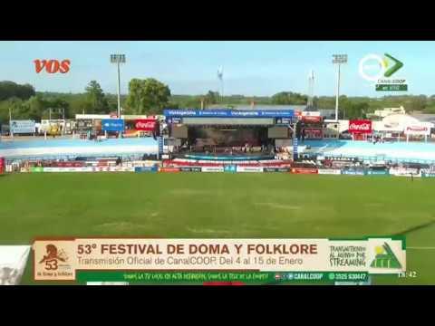 Viernes 5 | 53° Festival Nacional de Doma y Folklore de #JesúsMaría #2018