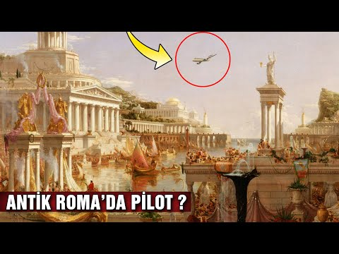 Antik Roma'ya Zamanda Yolculuk Yapan Pilot