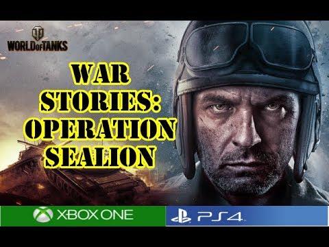 World of Tanks - War Stories: Operation Sealion