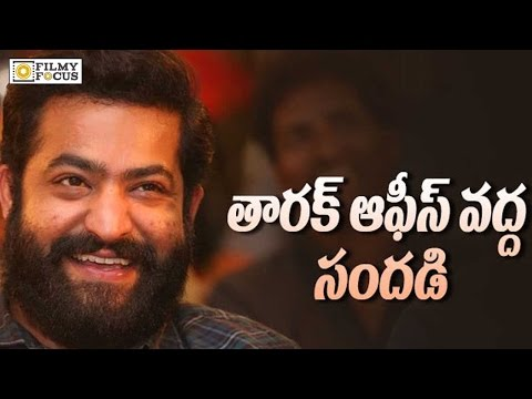 NTR Office is Filled with Writers and Directors - Filmy Focus com
