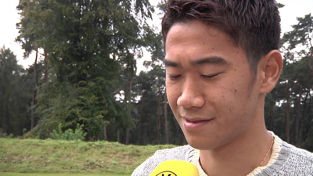 Shinji Kagawa über seine Rückkehr zum BVB