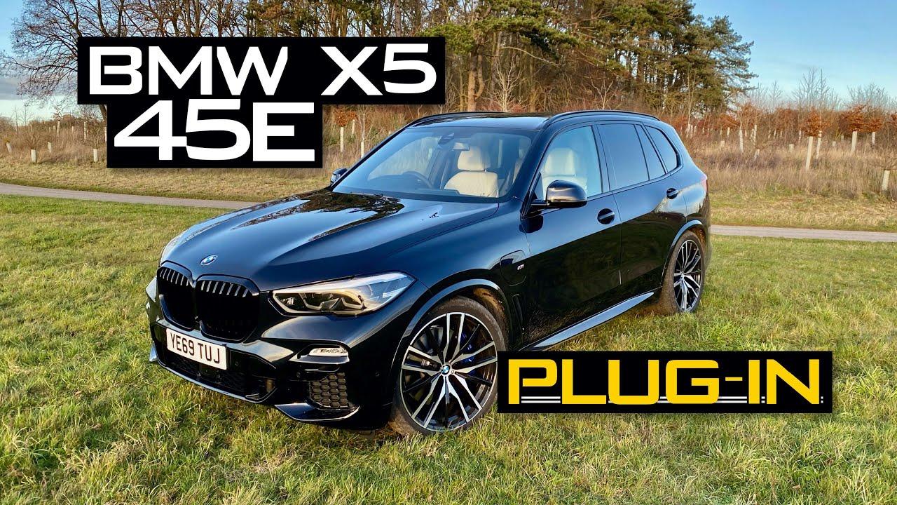 2020 Bmw X5 Xdrive 45e M Sport Review Posh Plug In Hybrid Inside Lane Youtube