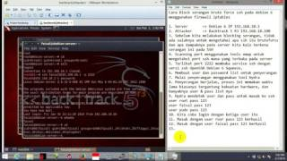 How to Security Hardening SSH Server with Firewall Iptables