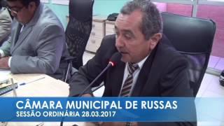 João do Alípio - Requerimento verbal 28.03.2017