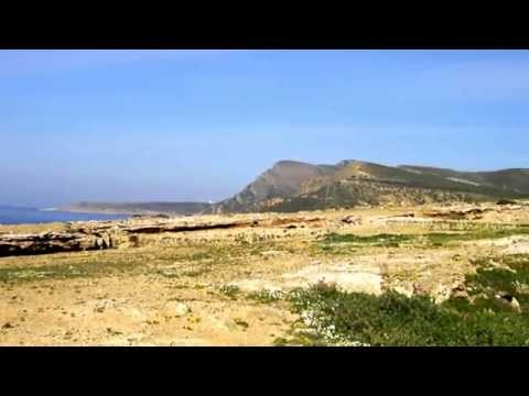 Tunesien - Ghar el-Kebir - punische und römische Steinbrüche!