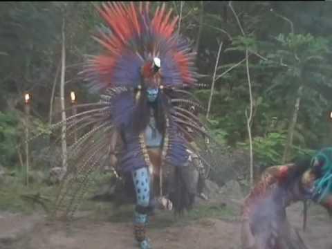 Mayan Indian Ritual Dances
