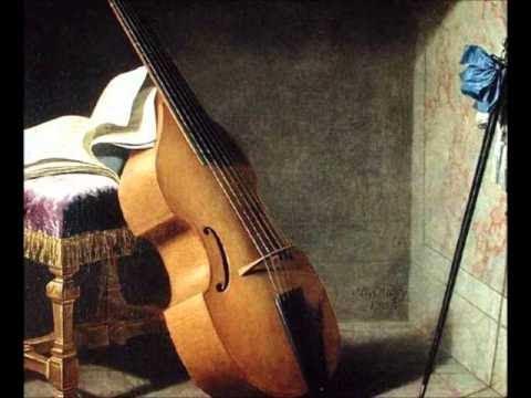 Marin Marais: Pièces en Trio Suite No. 5 in e minor: Passacaille   Byron Schenkman & Friends