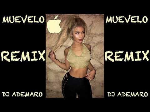 TEMAZO REMIX 2018 - Lirico En La Casa X Atomic Otro Way - Muevelo & DJ ADEMARO