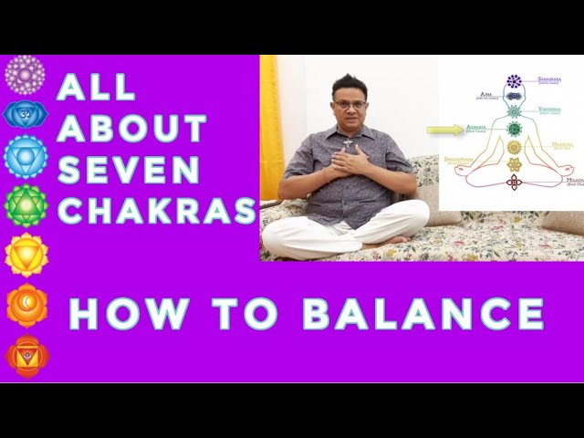 🆕chakras Explained For Beginners ▶ How To Unblock Chakras step by step