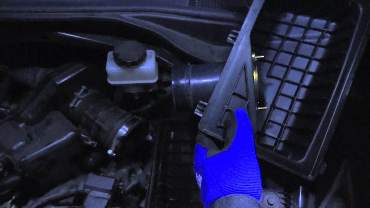 2005 Nissan Murano MAF - YouTube