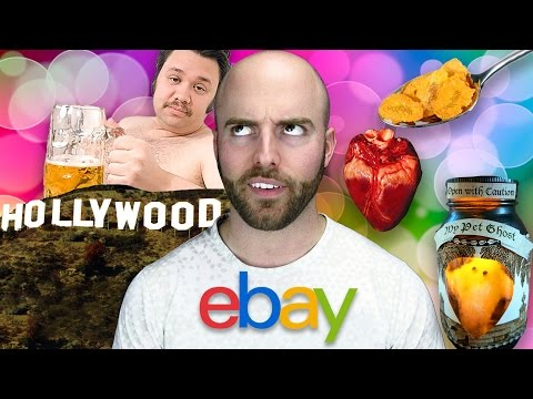 10 WEIRDEST Things Ever Sold on eBay!