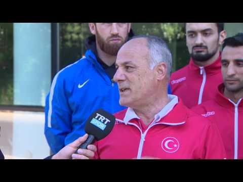51. Avrupa Karate Şampiyonası - TRT SPOR - Cesur KILIÇ