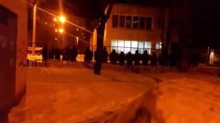 Харьков. Полиция повязала АЗОВ. 17.02.2017