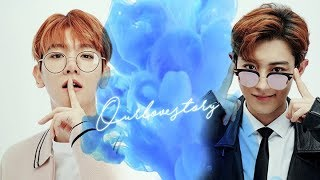 [EXO-minific] Our Love Story ep.1 l ChanBaek (CC SUB)