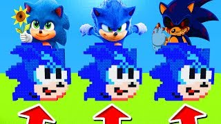 Minecraft PE  DO NOT CHOOSE THE WRONG SONIC (Baby Sonic Sonic amp; SonicEXE)