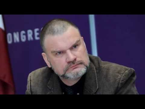 Эйнарс Граудиньш и Янис Кузинс - За независимую Латвию (02.08.16)