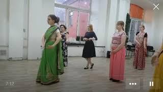 Мастер Класс по Индийским танцам
