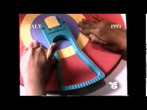 8e4fed4149 Gira La Moda - Italy - 1993 - YouTube