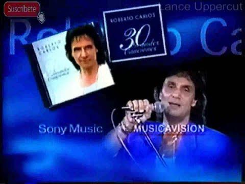 Comercial Disco Roberto Carlos 30 Grandes Canciones Sony Music Musicavision Chile 2000