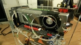 Overclocking The NVIDIA GeForce GTX 780!