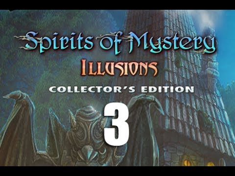 Let's Play - Spirits of Mystery 8: Illusions Collector's Edi